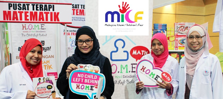Malaysia Islamic Children's Fair – HOME MATH:Terapi Matematik