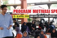 PROGRAM MOTIVASI SPM 2016